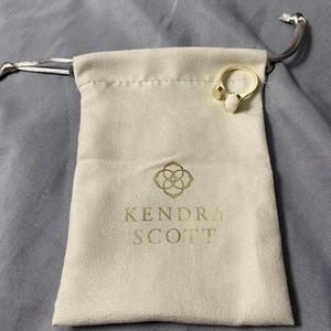 Kendra Scott Pryde Open Ring